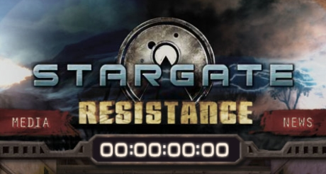 Stargate Resistance countdown