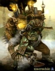 "Ravensdale ""Orc Gunner"""