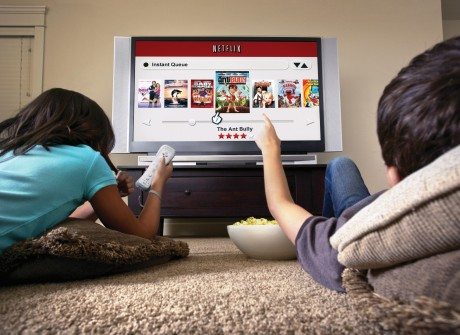 Netflix on the Wii