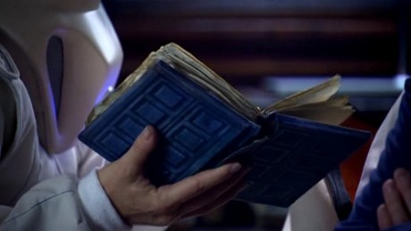 River Song's TARDIS journal