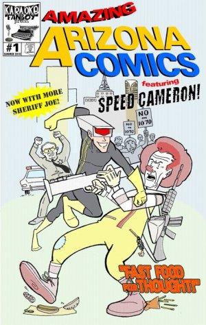 Amazing Arizona Comics No. 1
