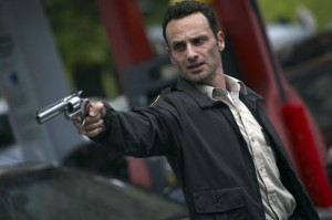 Andrew Lincoln plays Rick in 'The Walking Dead' (AMC)
