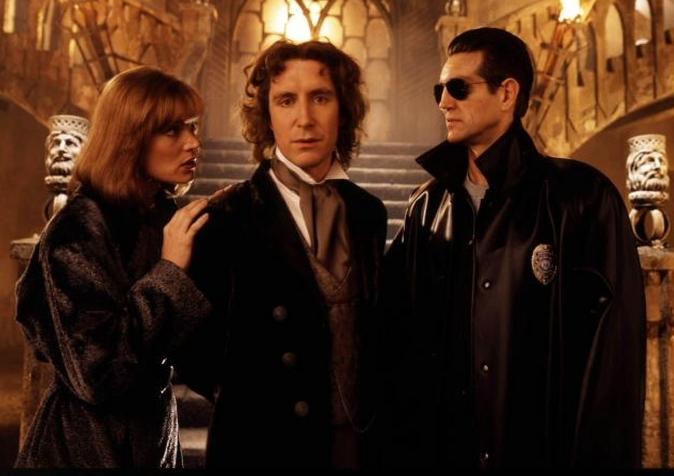 Doctor Who Fox TV movie Paul McGann