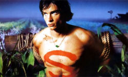 Tom Welling in Smallville