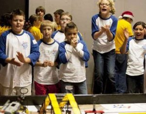 """FIRST LEGO League """"Body Forward"""" Challenge State Championship"""