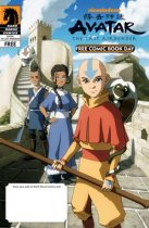 Free Comic Book Day: Avatar the Last Airbender