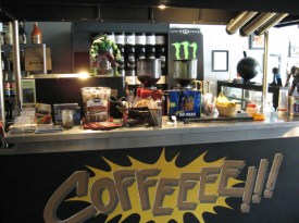 Gotham City Comics & Coffee