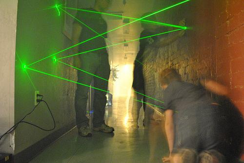 Laser at Heatsync via Flickr user .dh