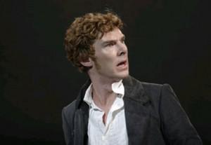 Benedict Cumberbatch in Frankenstein