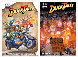 DuckTales comics