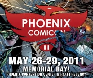Phoenix Comicon 2011
