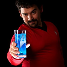 Romulan Ale at ThinkGeek
