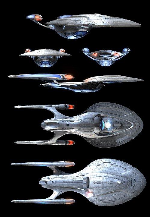 Star Trek Online Enterprise-F