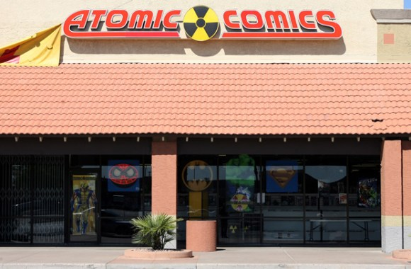 Atomic Comics (Tim Hacker, East Valley Tribune)