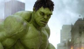 The Hulk in The Avengers