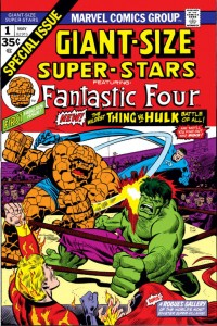 Giant-Size Super-Stars #1