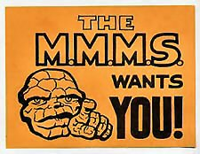Mighty Marvel Marching Society