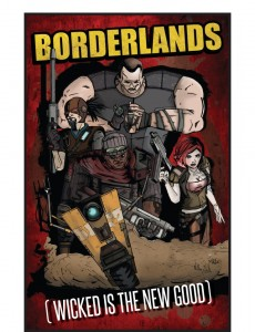 Borderlands by Kozak Komiks
