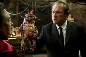 Tommy Lee Jones in Men in Black
