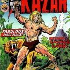 Ka-Zar #1