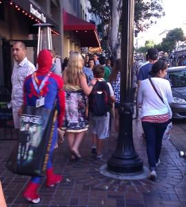 End of Comic-Con