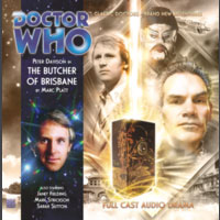 Doctor Who Big Finish Productions