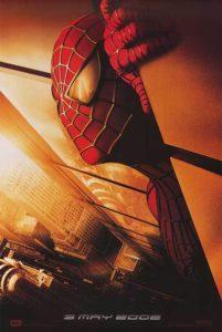Spider-Man Movie Poster (2001)