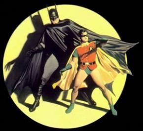 Batman and Robin (Alex Ross, DC Comics)