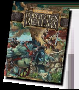 Elminster's Forgotten Realms