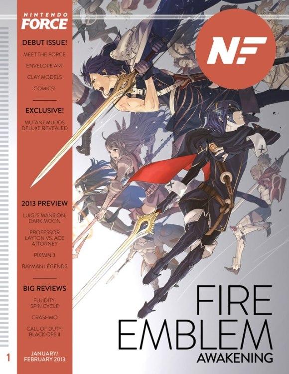Nintendo Force #1