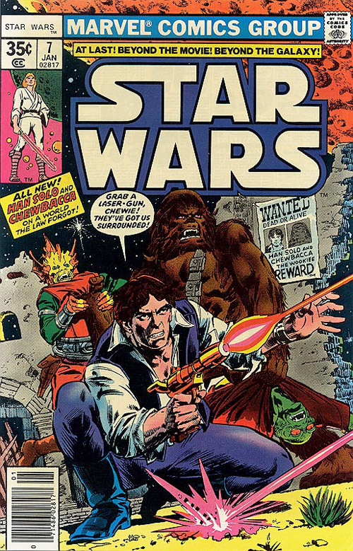 Marvel's Star Wars #7