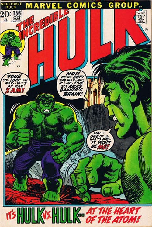 Incredible Hulk #156