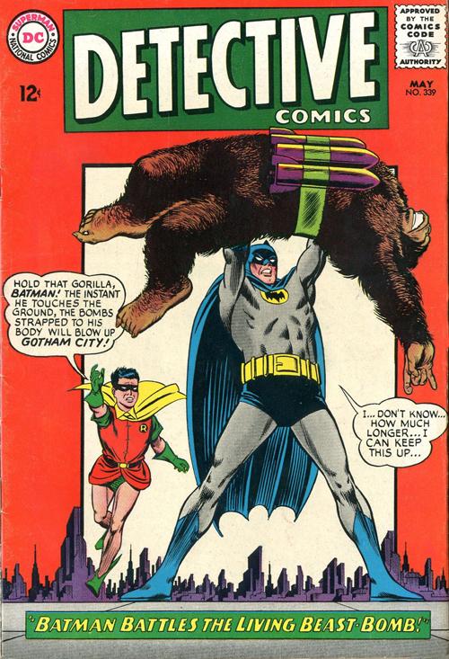 Detective Comics #339