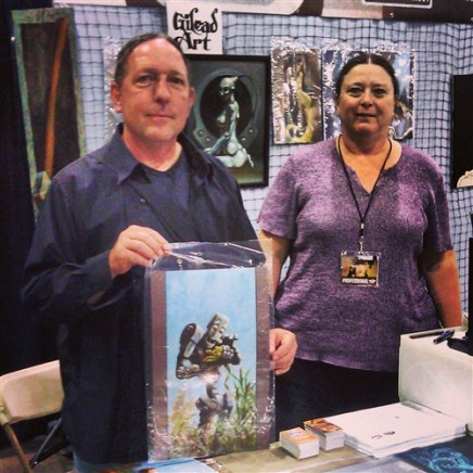 Local Artist Gilead, Booth 2145