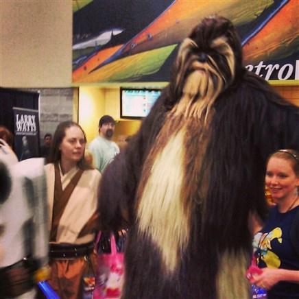 Wookie & Escorts