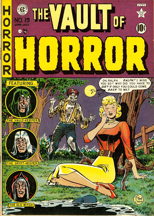 Vault of Horror #19 – June 1951