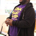 Mega Ran himself tried his hand at Killer Instinct during the event.