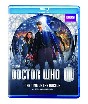 Doctor Who: The Time of the Doctor Blu-ray