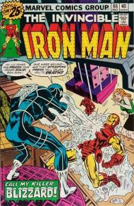 Iron Man #86