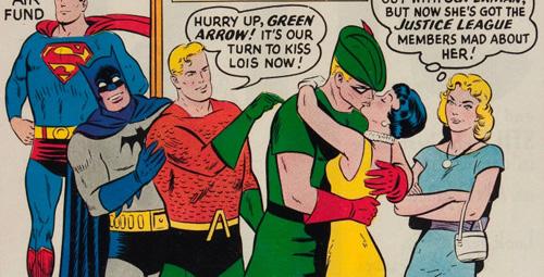 Classic Comic Cover Corner (Valentine Edition) – Superman's Girlfriend, Lois Lane #29