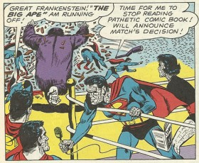 Adventure Comics #295 – April, 1962