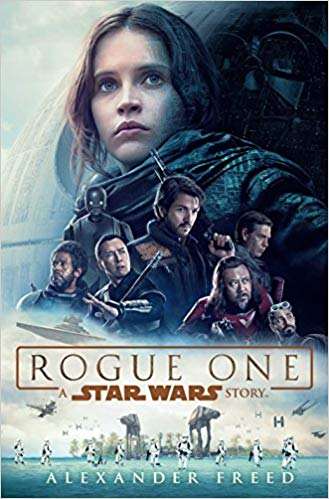 Rogue One: A Star Wars Story novelization
