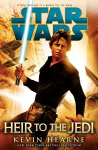 Star Wars: Heir to the Jedi by Kevin Hearne