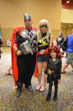 Avengers Family