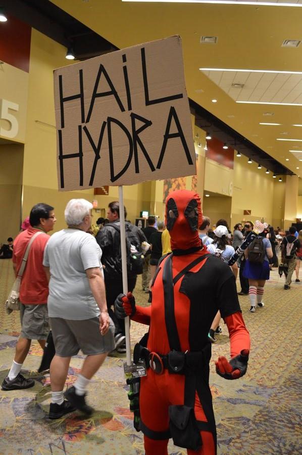 Hail Hydra!
