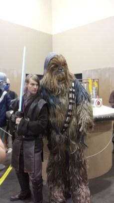 Wookie!