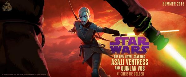 Asajj Ventress book