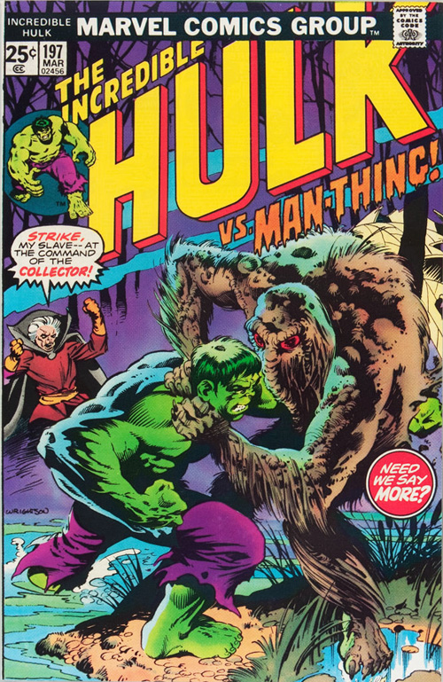 Incredible Hulk #197 – March, 1976