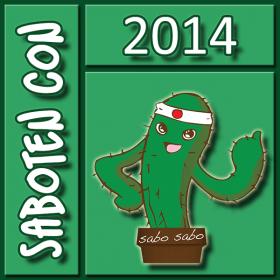Saboten con 2014