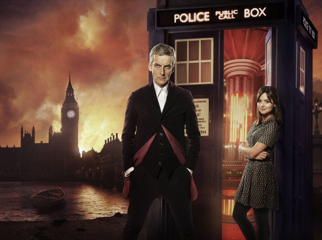 Doctor Who series 1-8